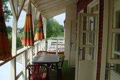 Appartement op Camping Blanice